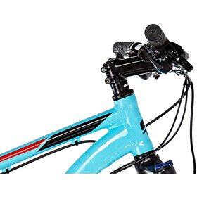 GT Bicycles Aggressor Expert gloss aqua blue/black/red